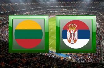 Lithuania vs. Serbia – Score prediction (14.10.2019)