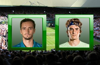 Daniil Medvedev vs. Stefanos Tsitsipas – Prediction (ATP London – 11.11.2019)