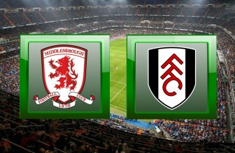 Middlesbrough vs. Fulham – Prediction (Championship – 26.10.2019)