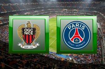 Nice vs. Paris Saint-Germain – Result prediction (18.10.2019)