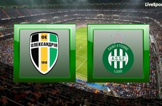 Oleksandriya vs. St Etienne – Prediction (Europa League – 07.11.2019)