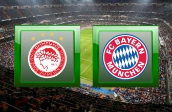 Olympiacos Piraeus vs. Bayern Munich – Prediction (22.10.2019)