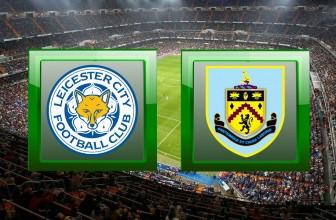 Prediction: Leicester vs. Burnley (19.10.2019)