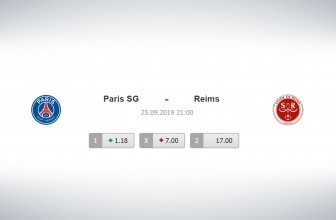 Paris SG vs Reims – Score prediction