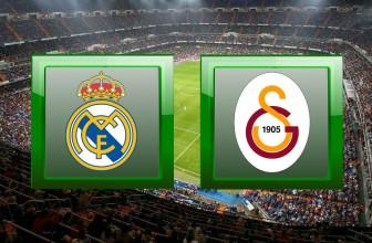 Real Madrid vs. Galatasaray Istanbul – Prediction (Champions League – 06.11.2019)