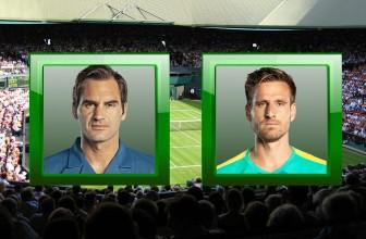 Roger Federer (Sui) vs. Peter Gojowczyk (Ger) – Prediction (21.10.2019)
