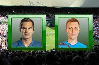 Roger Federer vs. Rabu Albot – Prediction (23.10.2019)