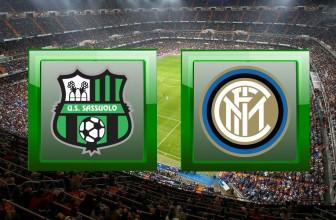 Sassuolo vs. Inter – H2H prediction (20.10.2019)