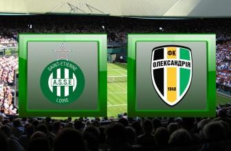 St Etienne vs. Oleksandriya – Prediction (24.10.2019)