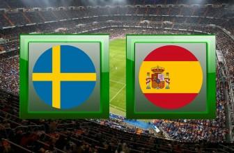 Sweden vs. Spain – Score prediction (15.10.2019)