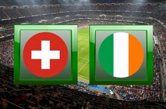 Switzerland vs. Ireland – Score prediction (15.10.2019)