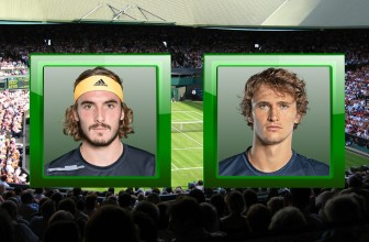 Stefanos Tsitsipas vs. Alexander Zverev – Prediction (ATP London – 13.11.2019)