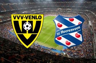 Venlo vs. Heerenveen – Score prediction (28.09.2019)