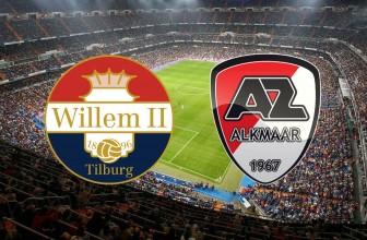 Willem II vs. AZ Alkmaar – Score prediction (06.10.2019)