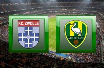 Zwolle vs. Den Haag – Score Prediction (20.10.2019)