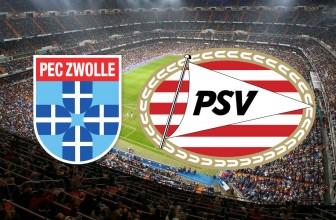 Zwolle vs. PSV – Score prediction (29.09.2019)