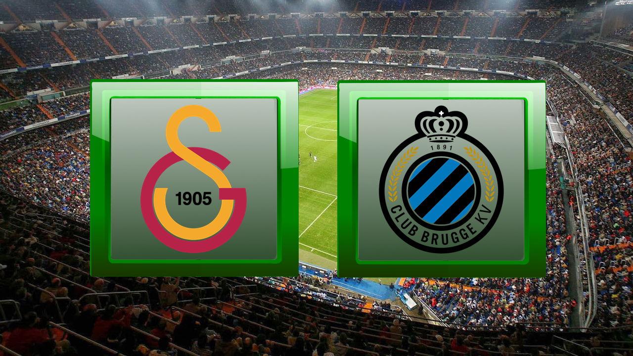 Galatasaray vs Club Brugge KV