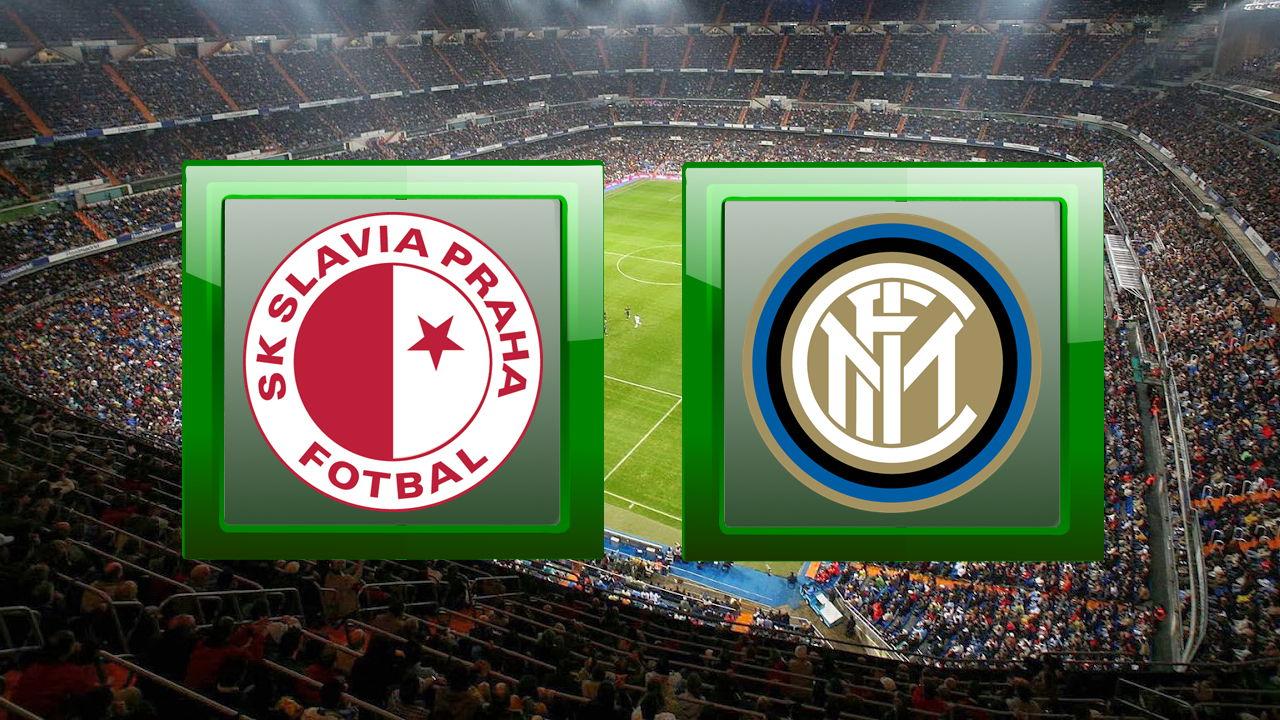 Slavia Prague vs Inter