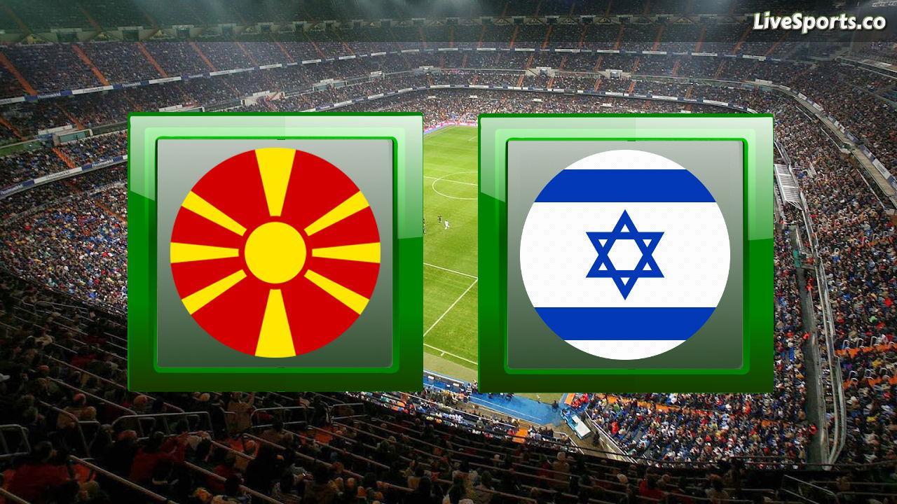North Macedonia Israel live