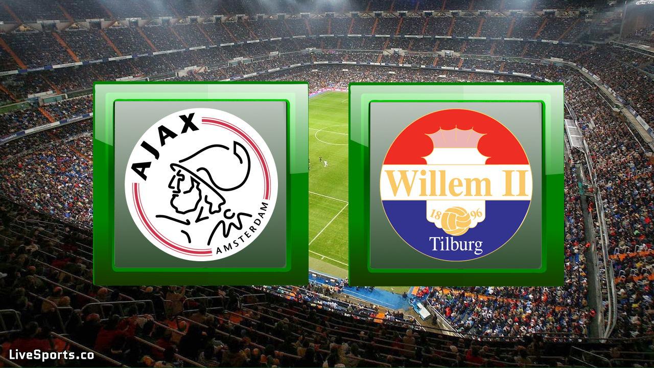 Ajax vs Willem II