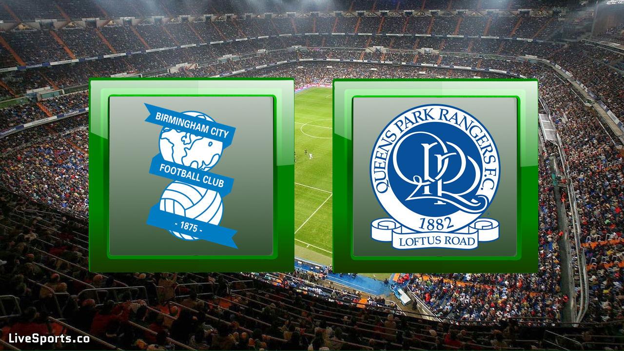 Birmingham vs QPR
