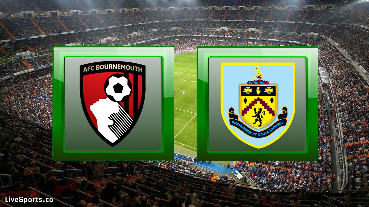 Bournemouth vs Burnley