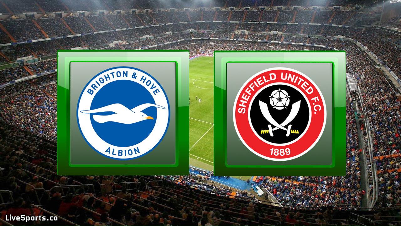 Brighton vs Sheffield Utd