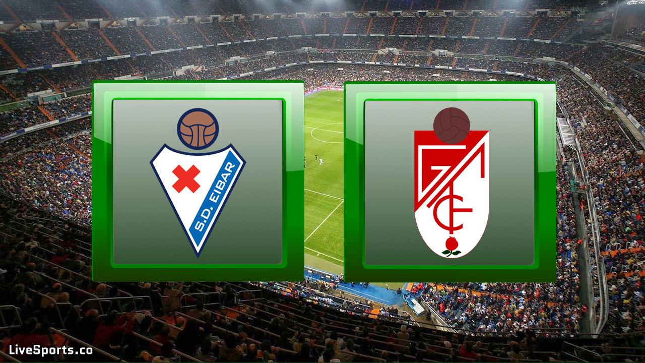 Eibar vs Granada CF