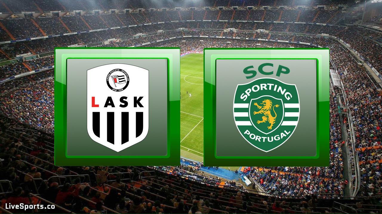 LASK Linz vs Sporting CP