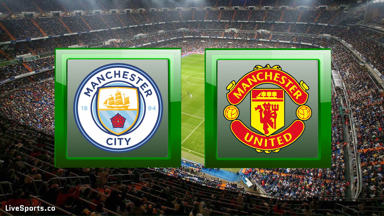 Manchester City vs Manchester United Derby