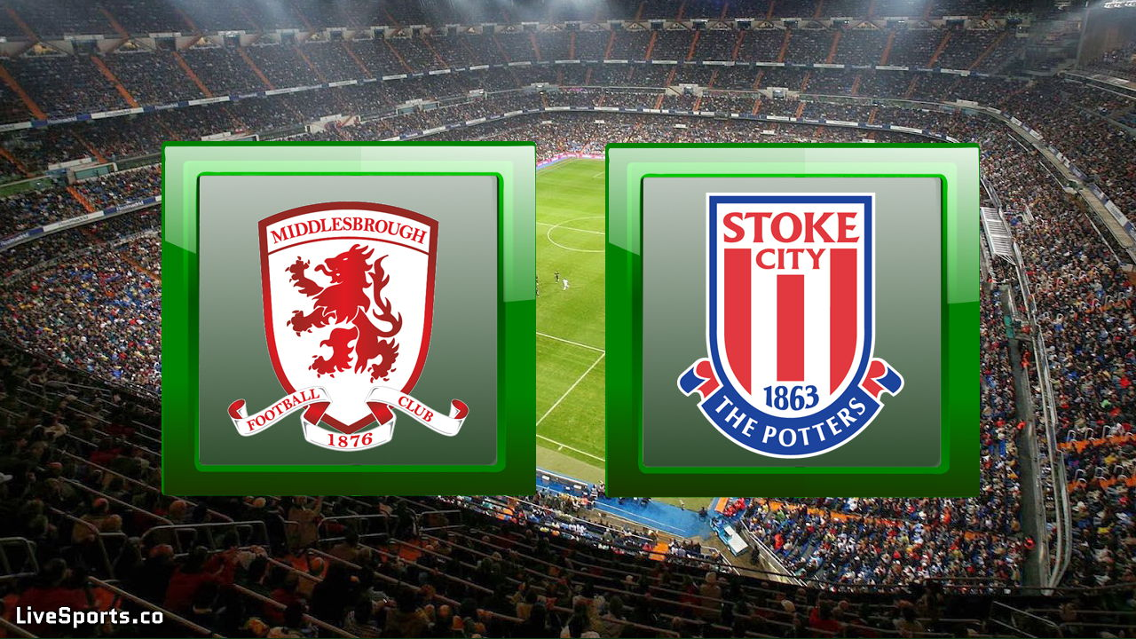 Middlesbrough vs Stoke