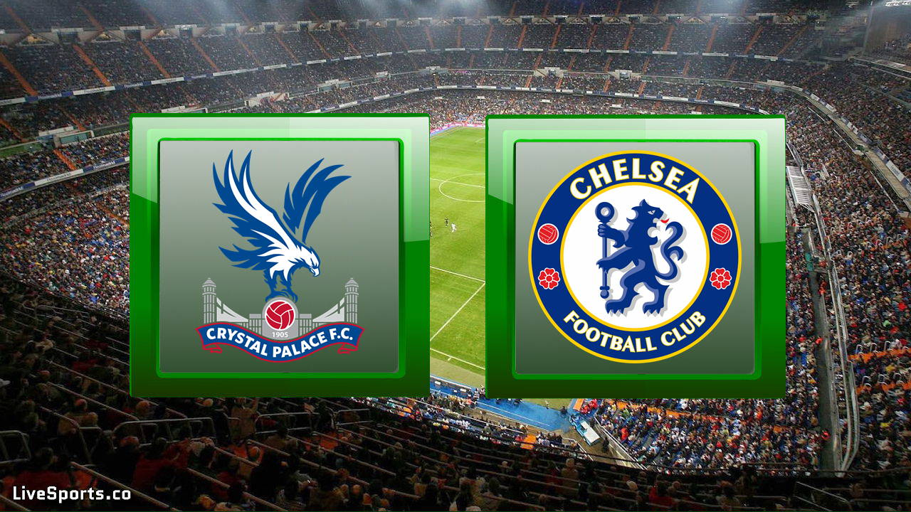Crystal Palace vs Chelsea - Score Prediction
