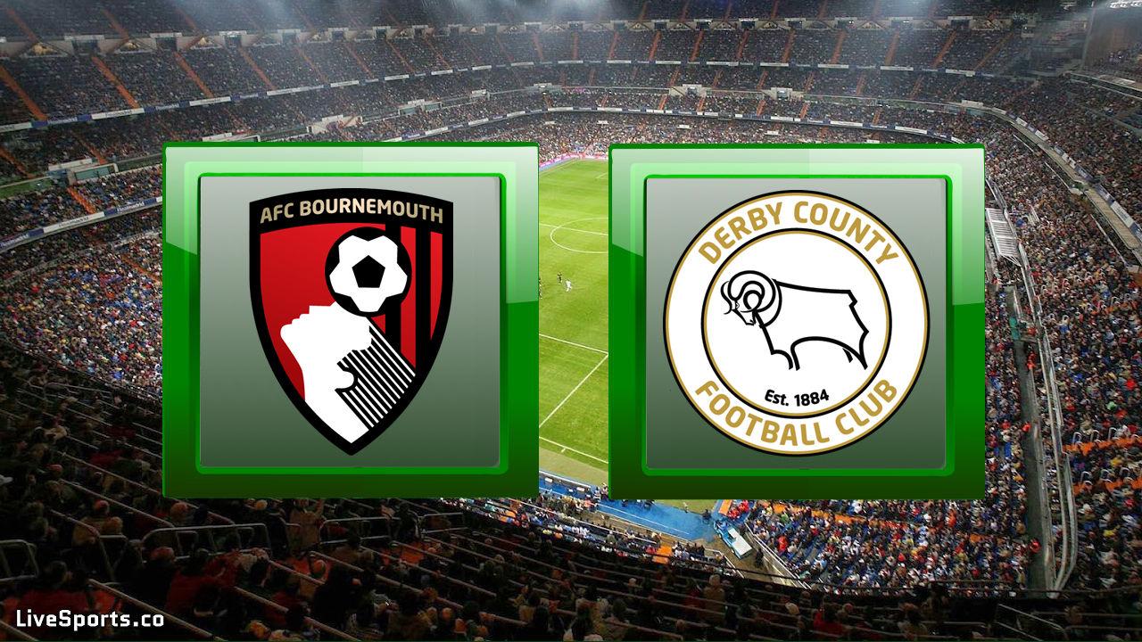 Bournemouth vs Derby County