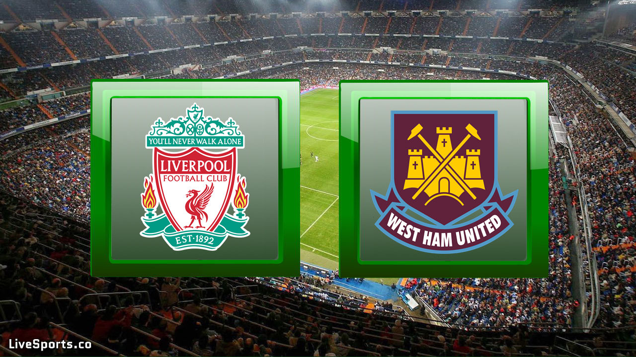 H2H: Liverpool vs West Ham - Prediction (Premier League - 31.10.2020)