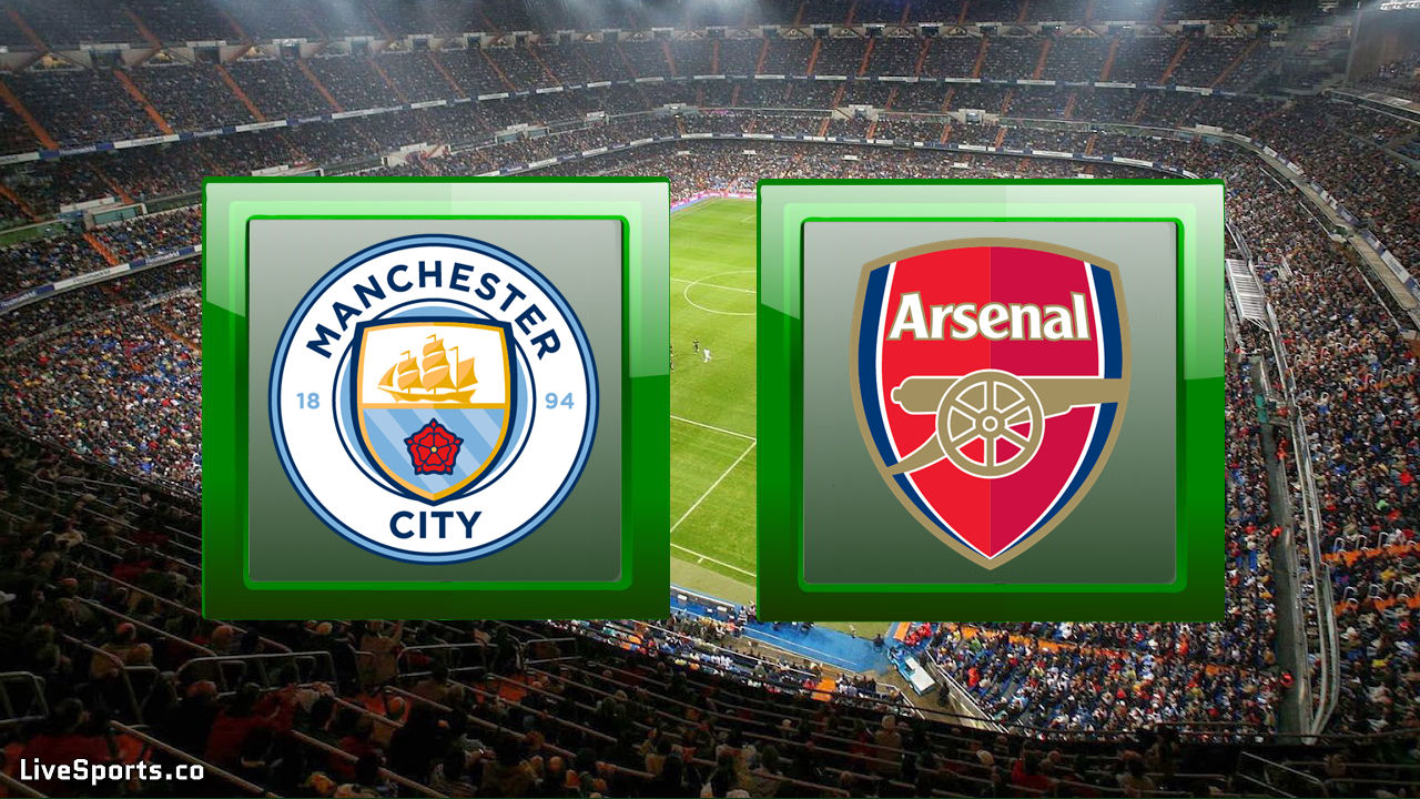 H2H: Manchester City vs Arsenal - Score Prediction ...