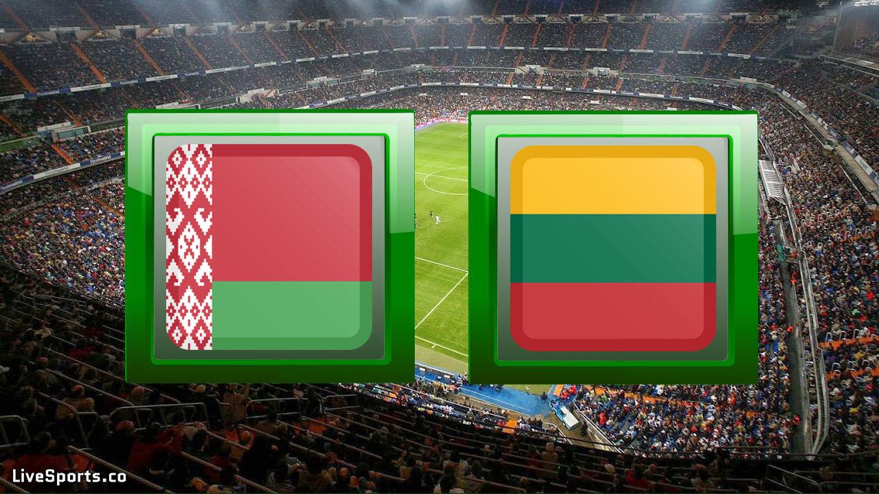Belarus vs Lithuania