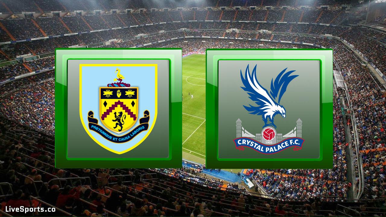 Burnley vs Crystal Palace