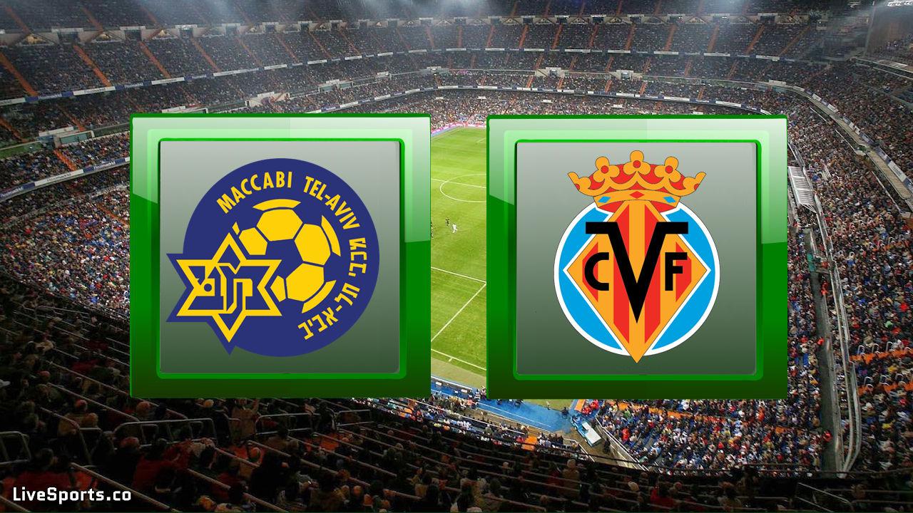 Maccabi Tel Aviv vs Villarreal
