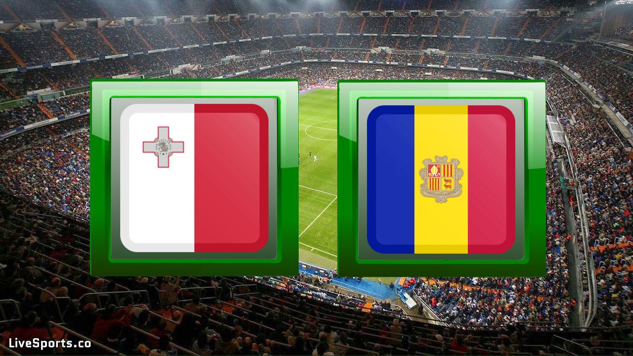 Malta vs Andorra