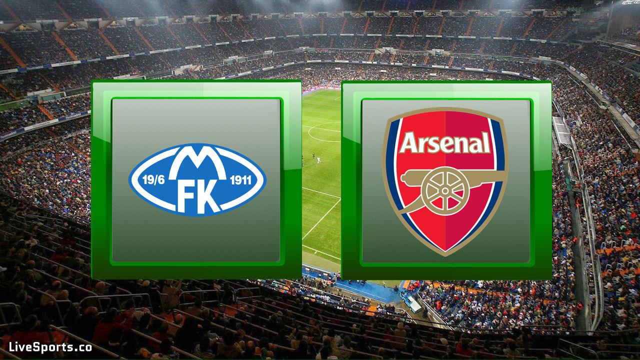 Molde v Arsenal London