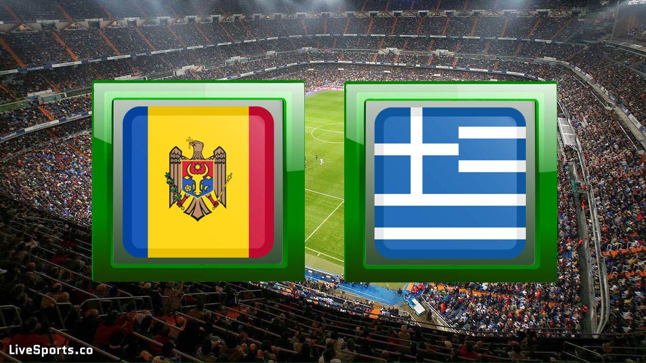 Moldova vs Greece