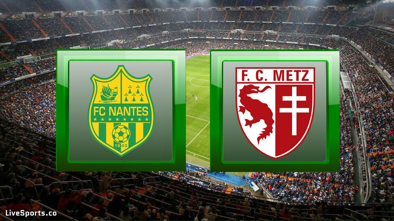 Nantes vs Metz