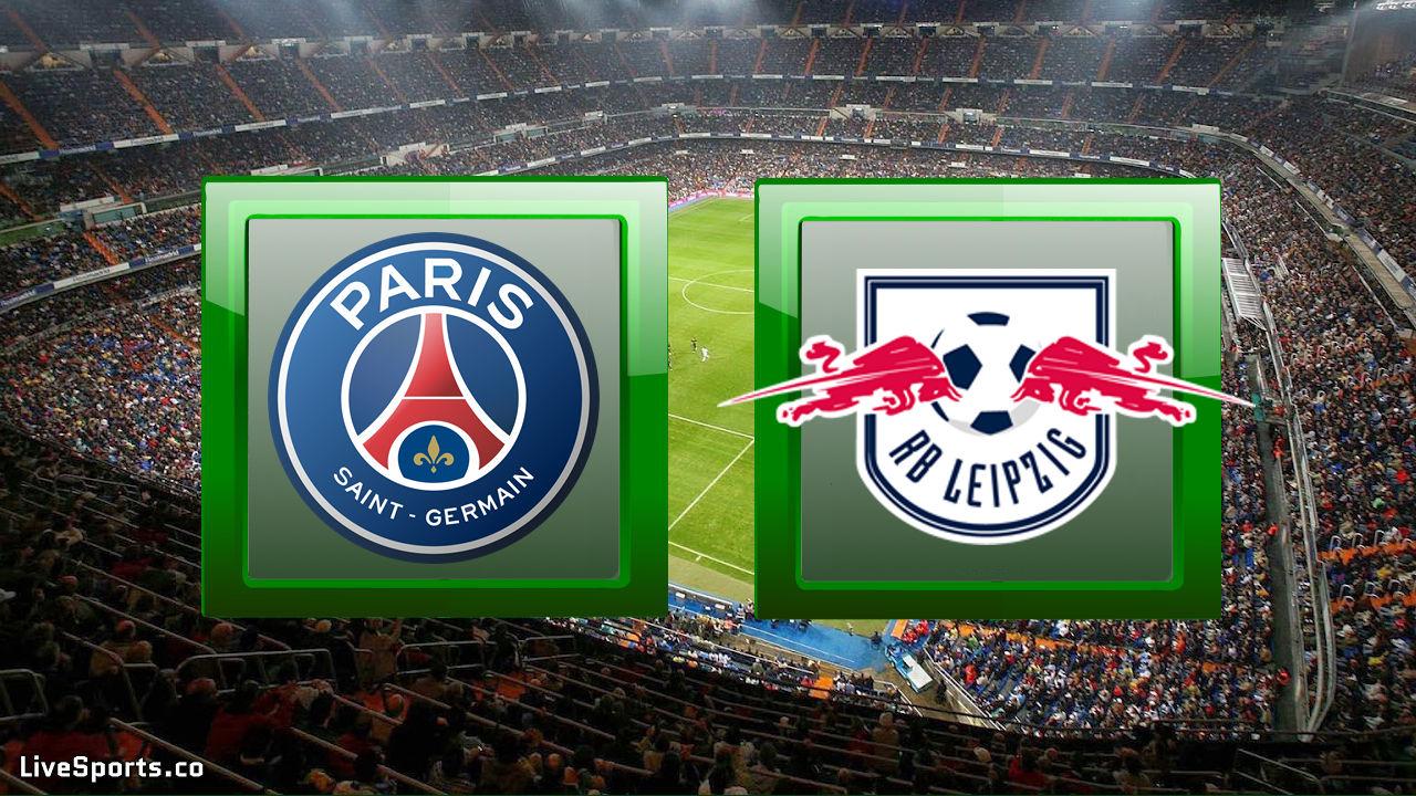 Paris Saint-Germain vs Red Bull Leipzig
