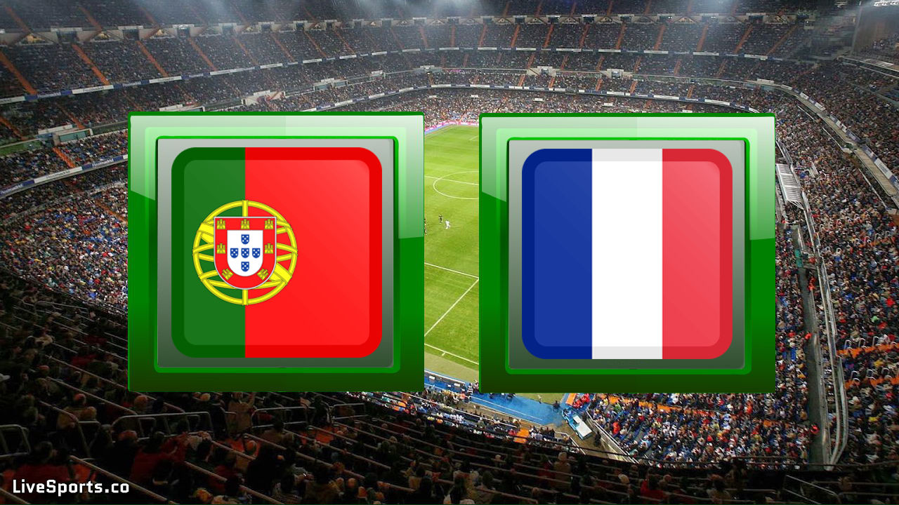 H2H: Portugal vs France - Prediction (UEFA Nations League ...