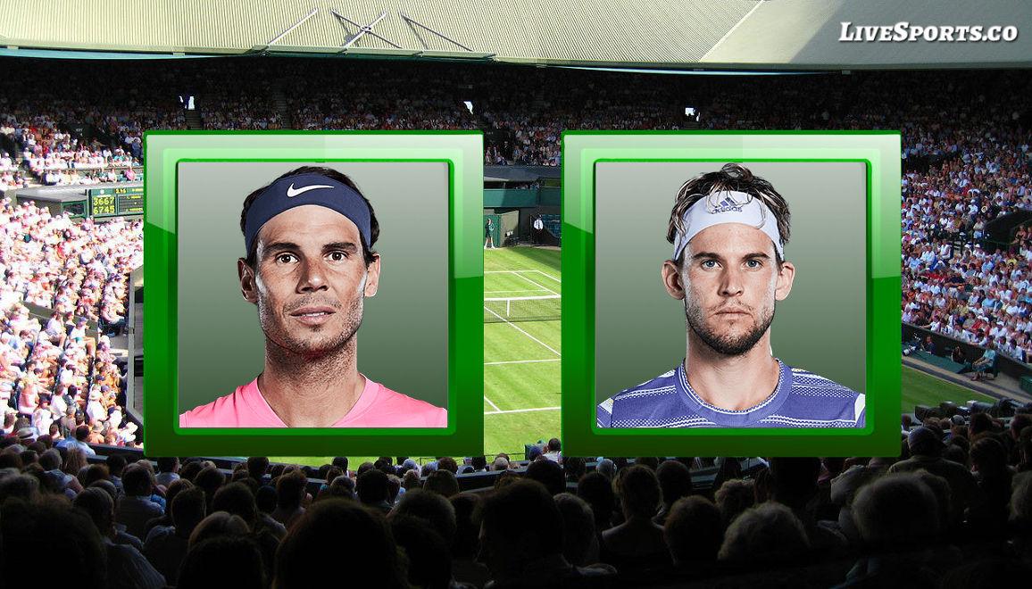 Rafael Nadal vs. Dominic Thiem