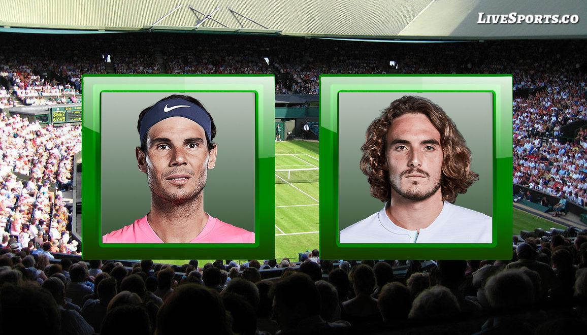 Rafael Nadal vs. Stefanos Tsitsipas