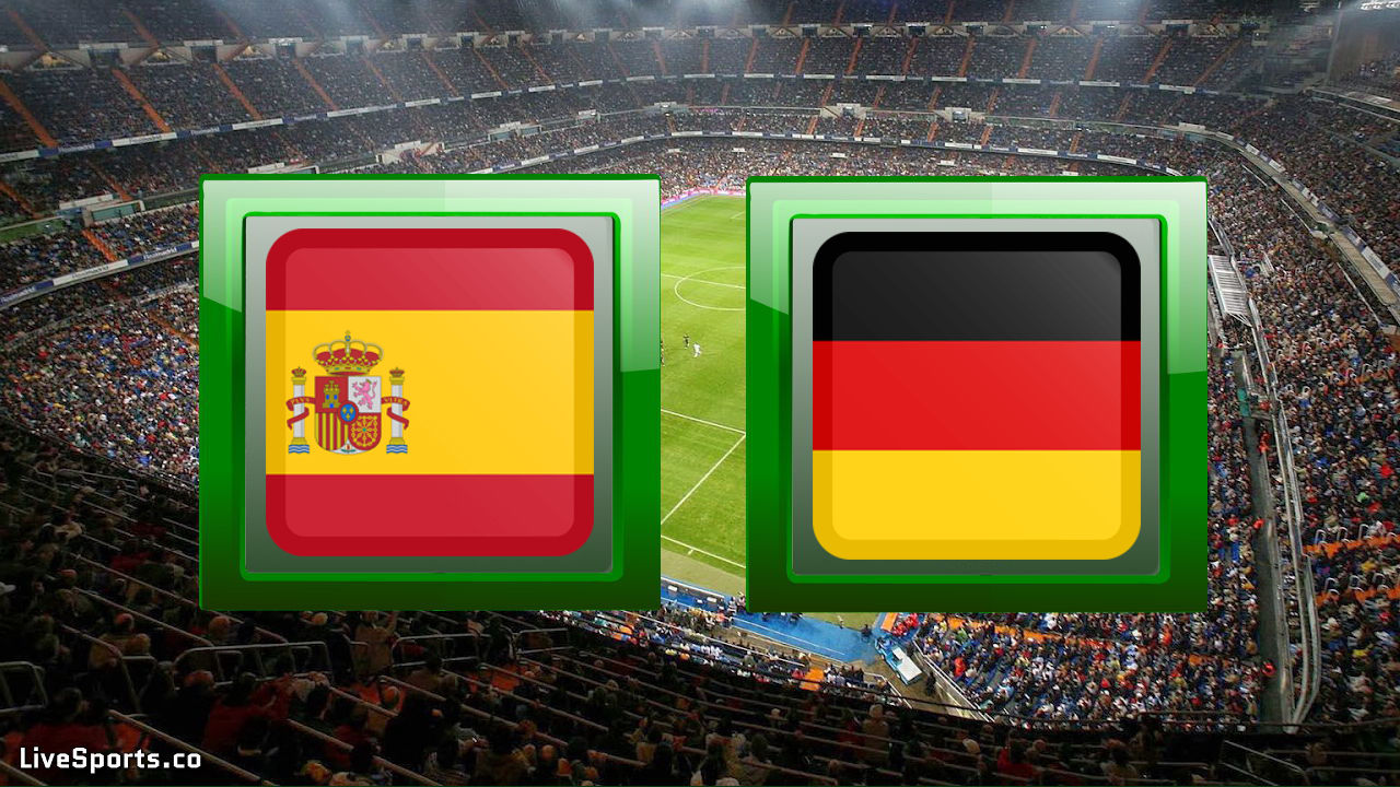 Spain vs Germany