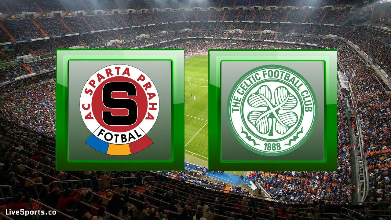 Sparta Prague v Celtic Glasgow