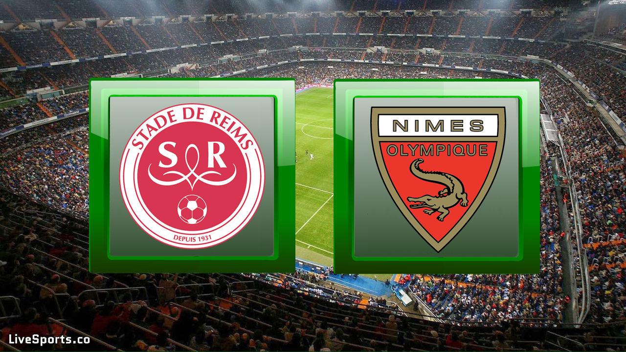 Stade de Reims vs Nîmes Olympique