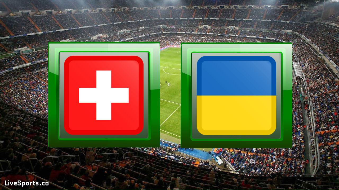 Switzerland vs Ukraine